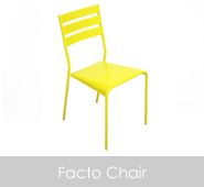 Facto Chair