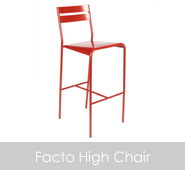 Facto High Chair