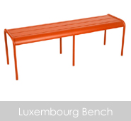 Luxembourg Backless Bench