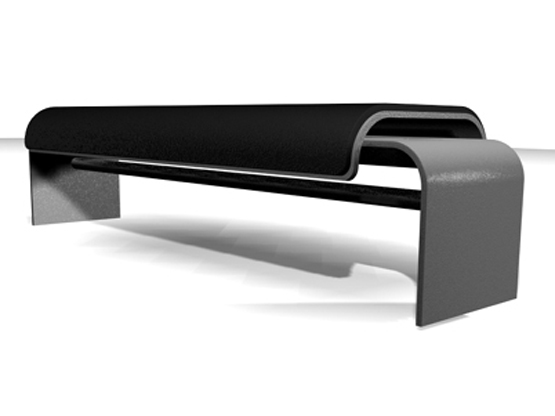 Backless Toughlove Bench