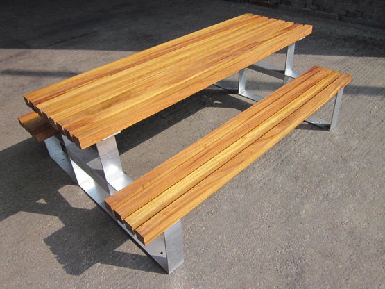 Essentials Picnic Bench
