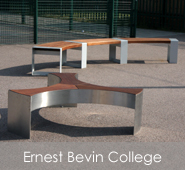 Ernest Bevin Sixth Form College, Tooting, London