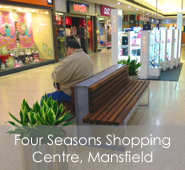 Four Seasons Shopping Centre, Mansfield