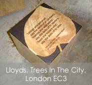 Lloyds, Trees In The City, London