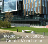 Media City UK, Salford