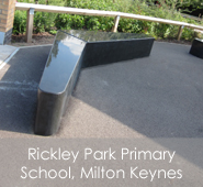 Rickley Park Primary School, Milton Keynes