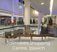 Sailmakers Shopping Centre, Ipswich