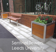 Sentinel Towers, Leeds University