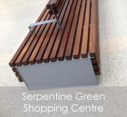 Serpentine Green Shopping Centre, Peterborough