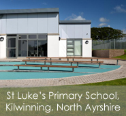 St Luke's Primary School, Kilwinning, North Ayrshire