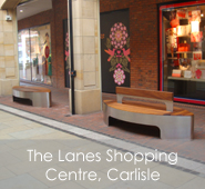 The Lanes Shopping Centre, Carlisle