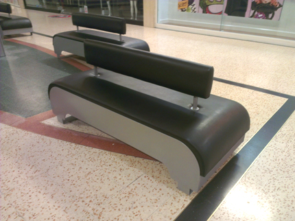Upholstered Indie Benches