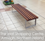 The Mall Shopping Centre, Armagh, Northern Ireland