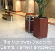 The Marlowes Shopping Centre, Hemel Hempstead