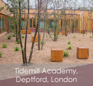Tidemill Academy, Deptford, London