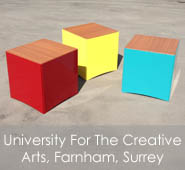 University For The Creative Arts, Farnham, Surrey