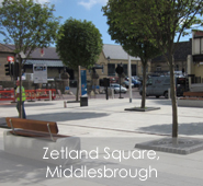 Zetland Square, Middlesbrough